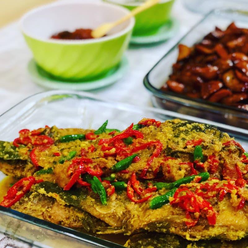 Indonesisk mat fotografering för bildbyråer