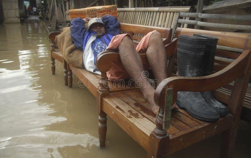 INDONEZJA klimatu przegląd obraz royalty free