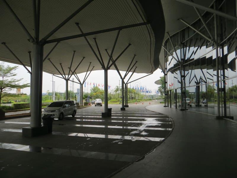 Indonezja konwenci wystawa w Tangerang zdjęcia stock
