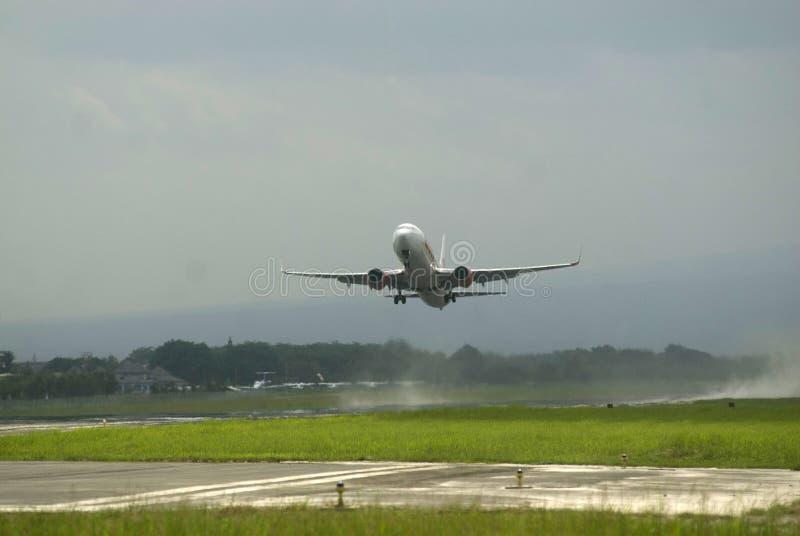 INDONEZJA przemysłu lotniczego wyzwanie fotografia royalty free