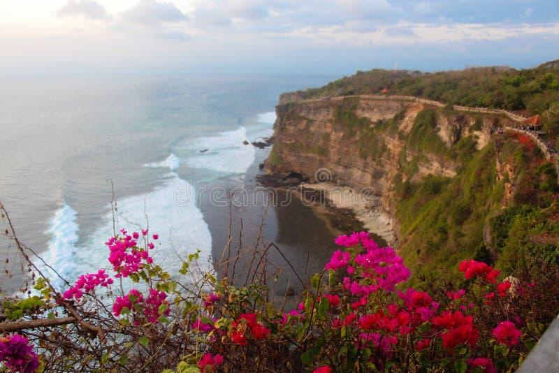 Indonezja Uluwatu obrazy stock