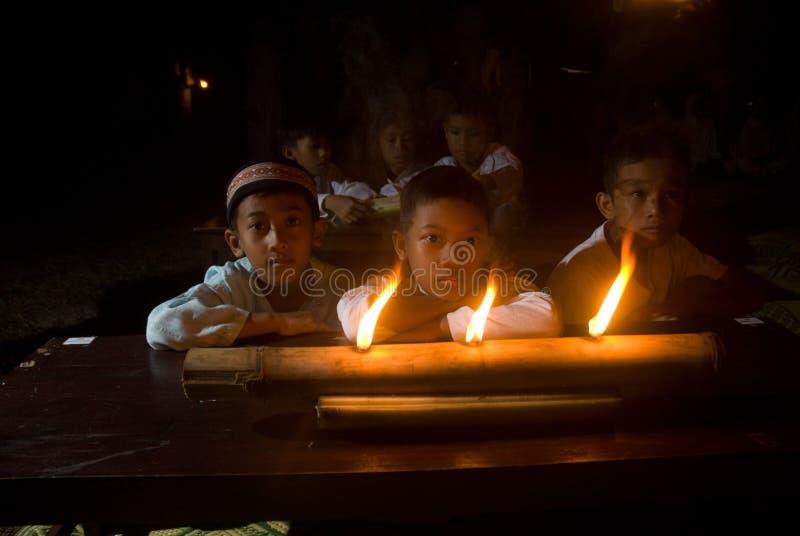 INDONEZYJSCY MUZUŁMAŃSCY BODIES DLA kary śmierci leków handlowowie fotografia stock