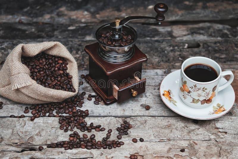 Indonezyjska tradycyjna kawa zdjęcie stock