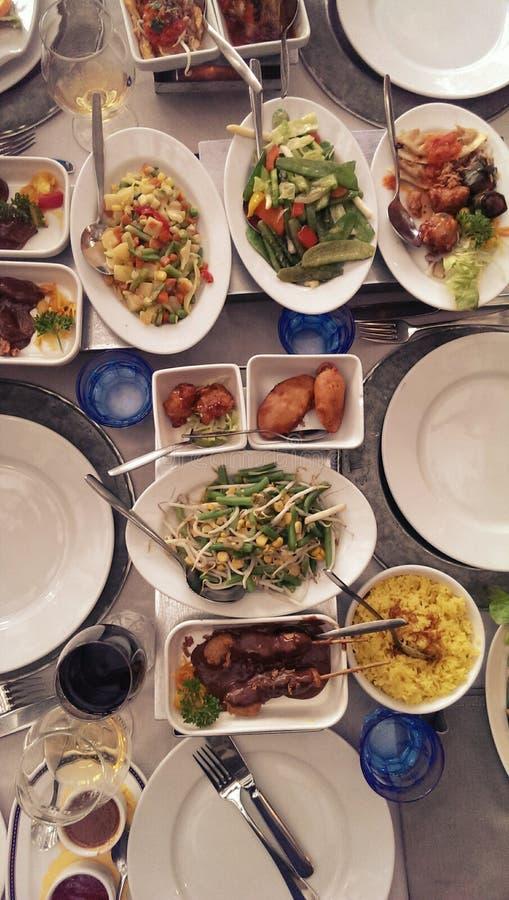 Indonezyjski jedzenie zdjęcia stock