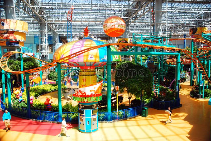 Mall of America, Bloomington MN stock photography