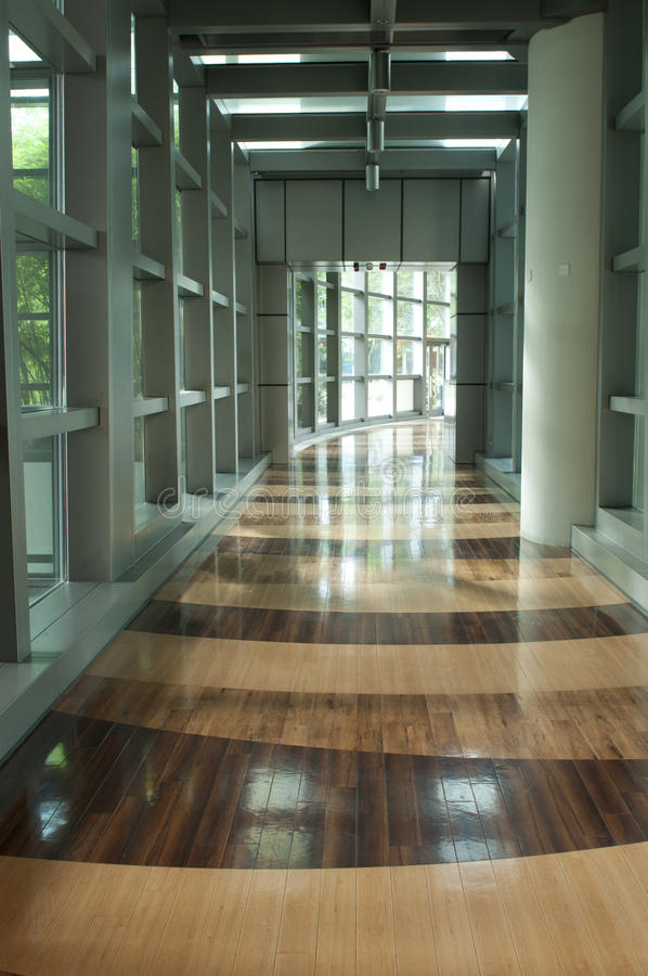 Download Indoor Architecture (corridor) Stock Image - Image: 20366251