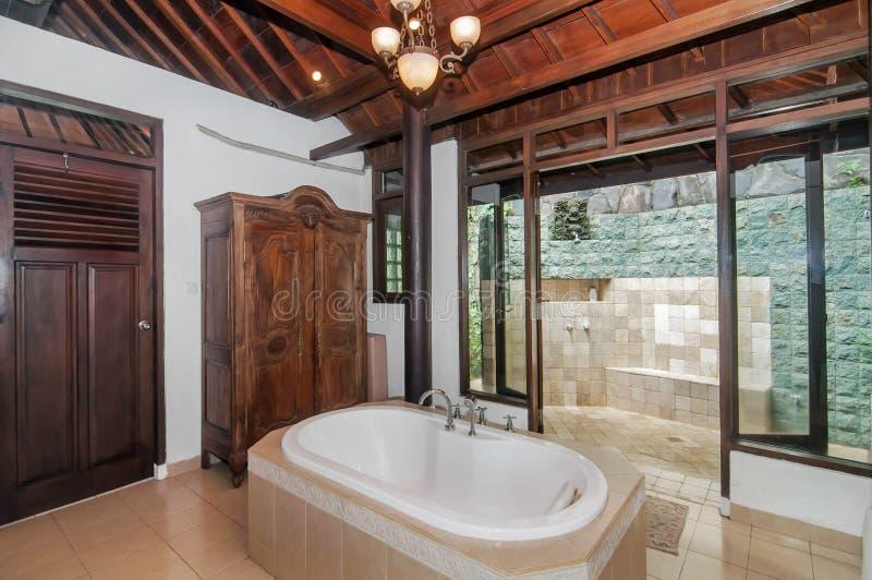 Indoor Clean Bathup stock photos