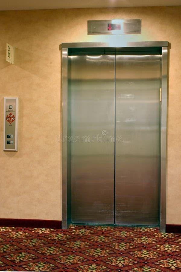 Indoor Elevator stock photos