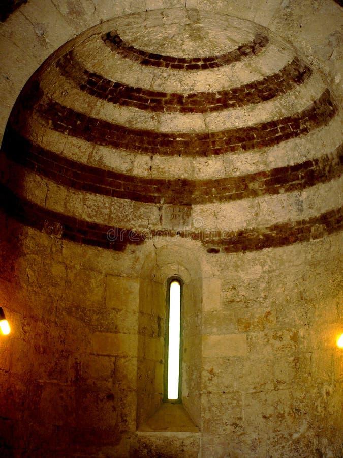 Free Indoor Of Montesiepi Hermitage Royalty Free Stock Images - 6213329