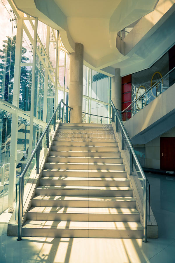 Free Indoor Stair Stock Photography - 32955142