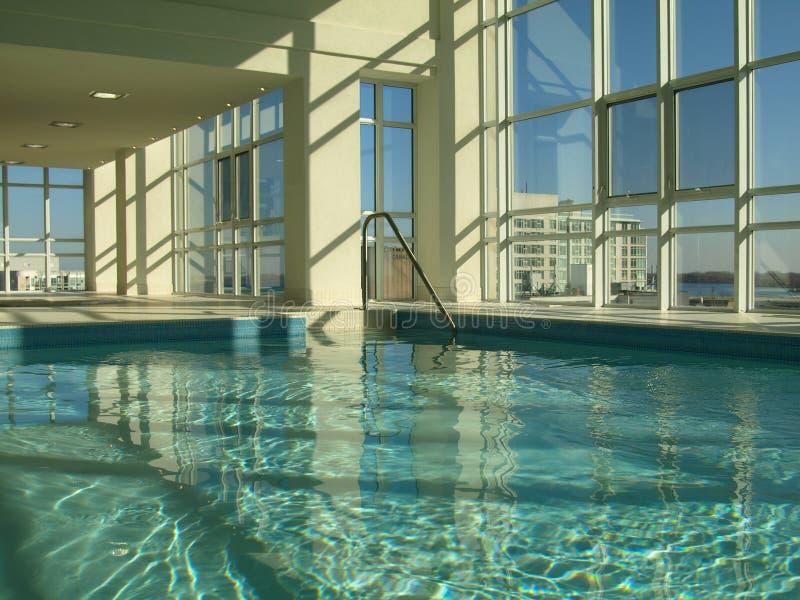 Download Indoor Swimming Pool stock photo. Image of cardio, aqua - 23354336