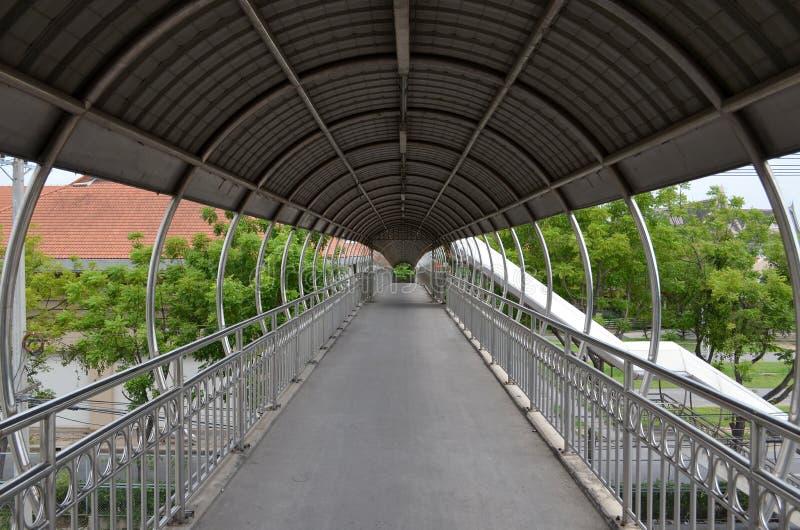 Download Indoor walkway stock image. Image of overpass, stock - 25872599