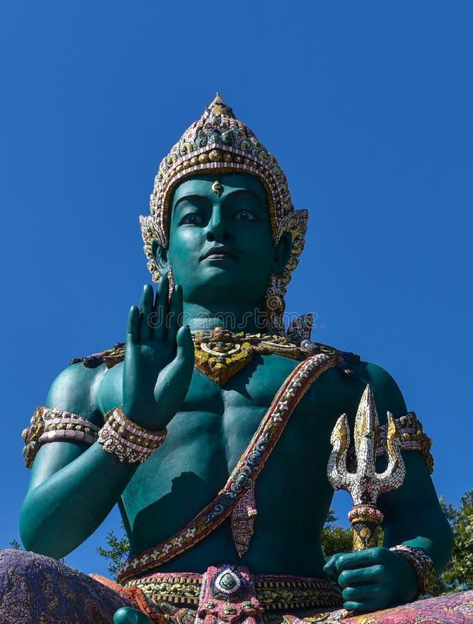 Indra da estátua fotos de stock royalty free