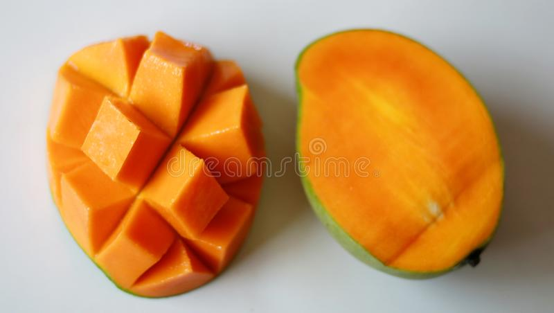 Indramayu Mango royalty free stock images