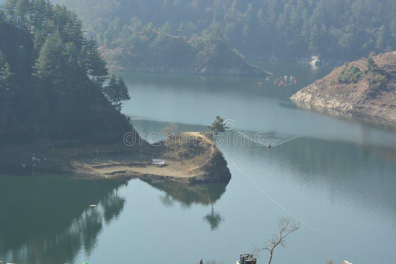 Indrasarowar stock foto