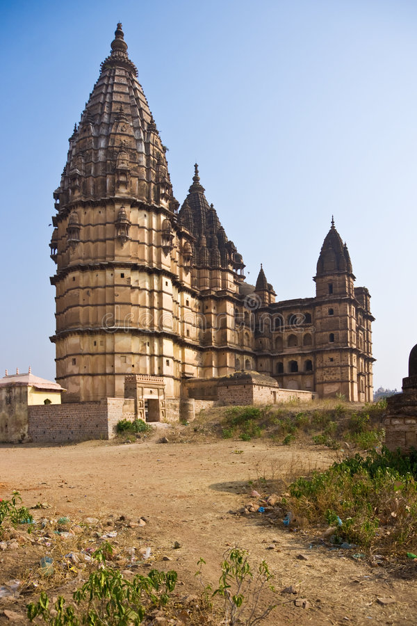 indu pałacu orcha s zdjęcie royalty free