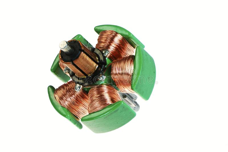 Download Inductor stock image. Image of electronics, inductor - 22185091
