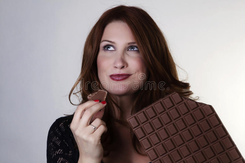 Download Indulge yourself stock image. Image of candy, attractive - 22460775