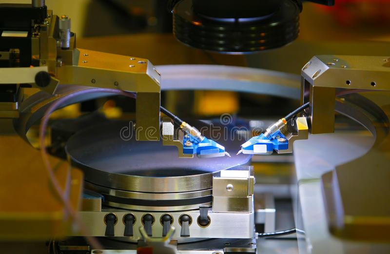 Industriële Apparatuur royalty-vrije stock afbeeldingen