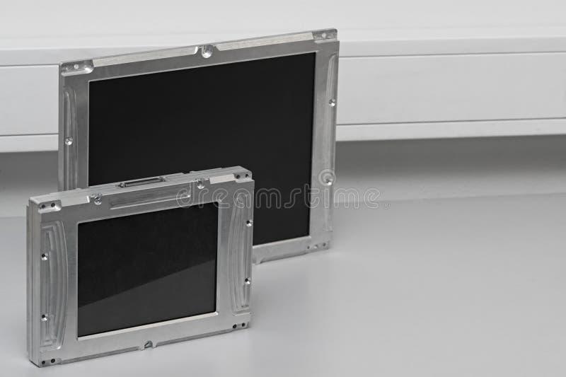 Industriële Computers stock fotografie