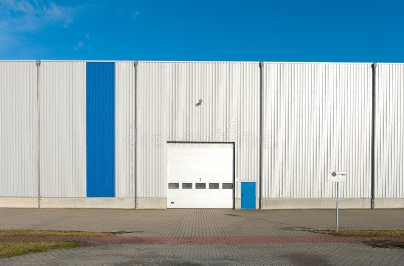 Industriële eenheid stock fotografie