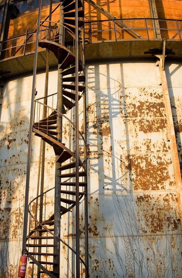 Industriële grunge stock fotografie