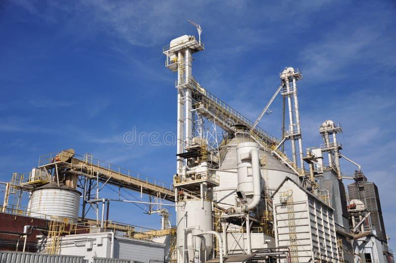 Industriële Machines stock fotografie
