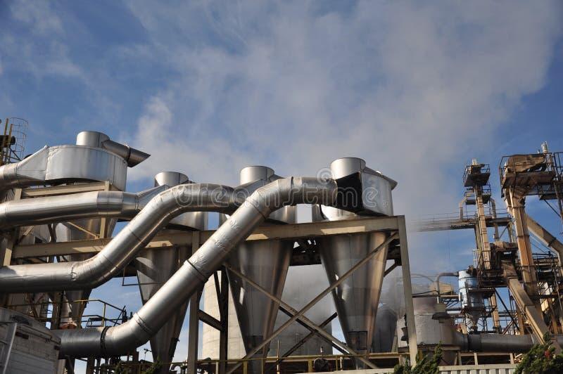Industriële Machines stock afbeelding