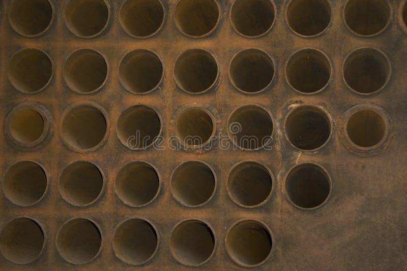 Industriële metaalachtergrond royalty-vrije stock foto's