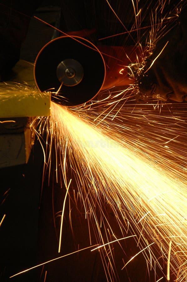 Industriële Workshop 1 stock fotografie