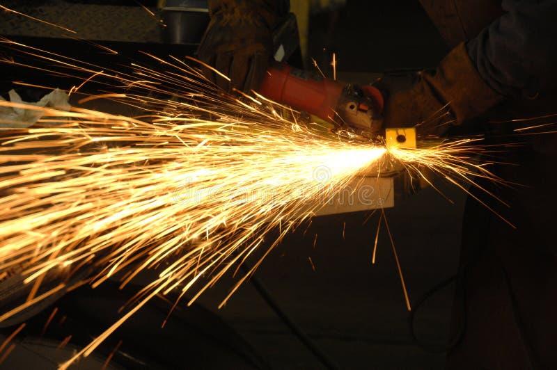 Industriële Workshop 3 stock afbeeldingen