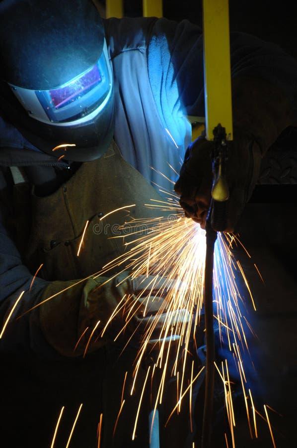 Industriële Workshop 4 stock afbeelding