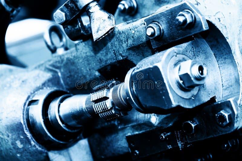 Industriële zware techniekmachine Industrie stock afbeelding