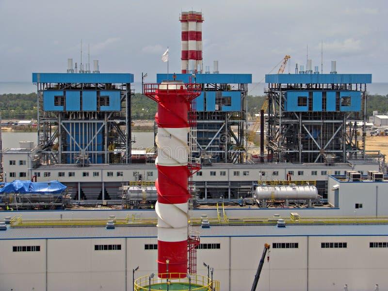 Download Industri arkivfoto. Bild av pipeline, konstruktion, lampglas - 27288474