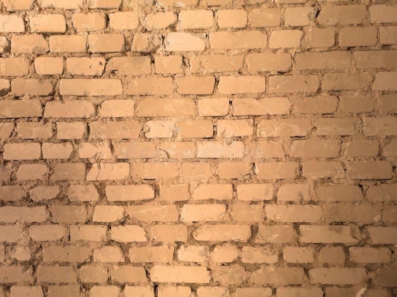 Industri?le textuur Oude Bakstenen muur stock afbeelding