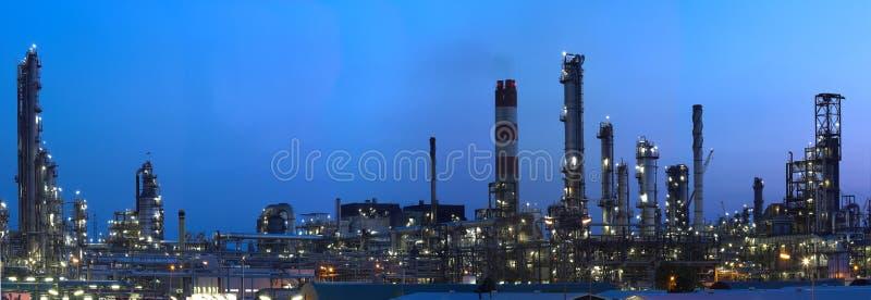 Industria 7 (grande panorama) immagini stock