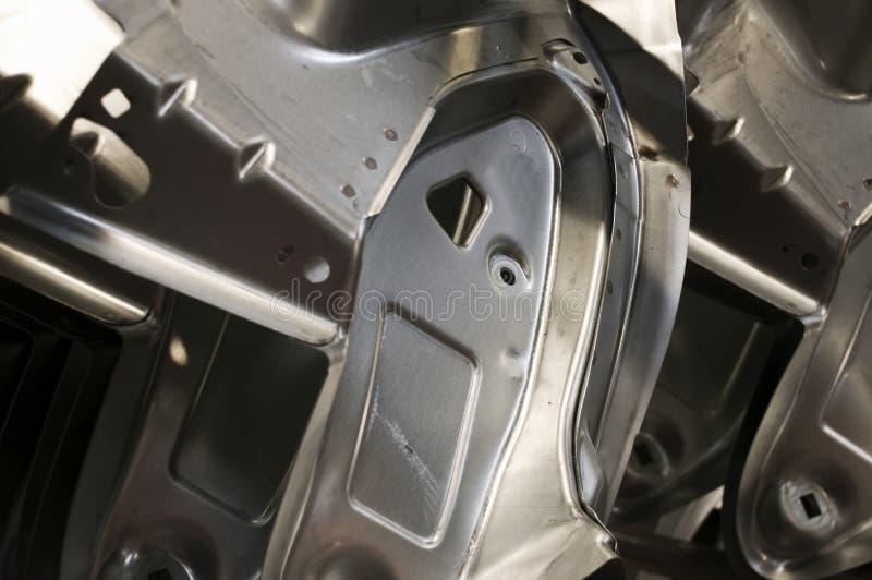 Industria automobilistica - pezzi di ricambio fotografia stock