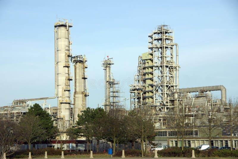 Industria chimica fotografie stock libere da diritti