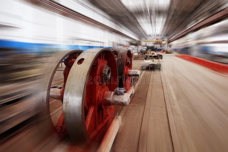 Industria de la fábrica fotos de archivo libres de regalías
