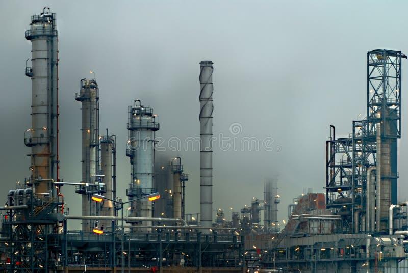Industria de petróleo libre illustration