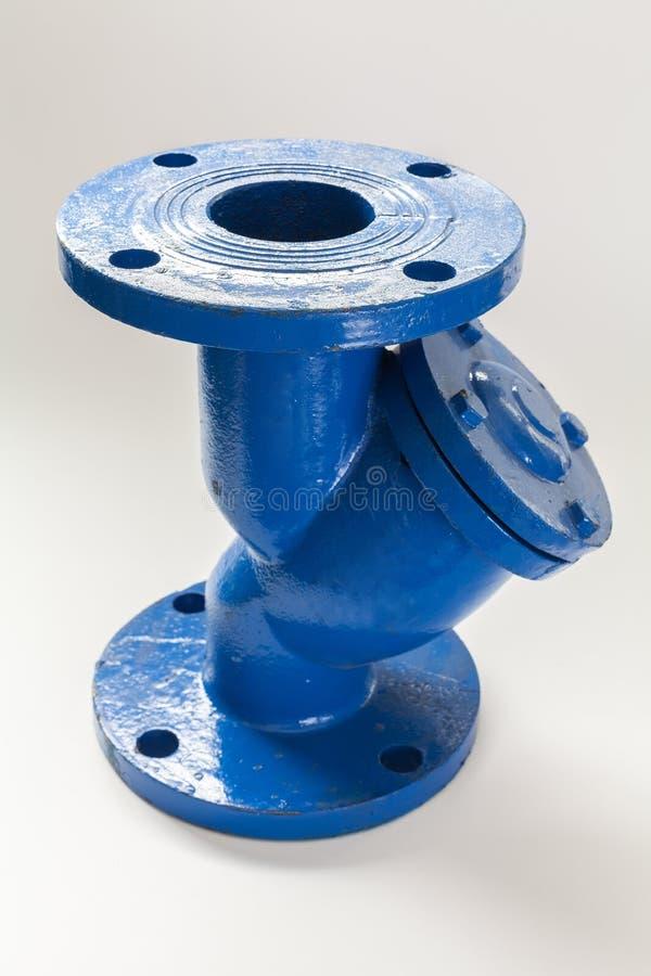 Industria dei rubinetti dei montaggi fotografia stock