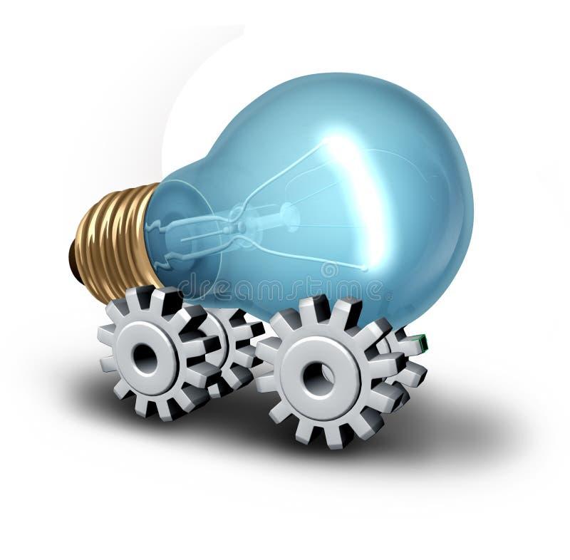 Industria elettrica royalty illustrazione gratis