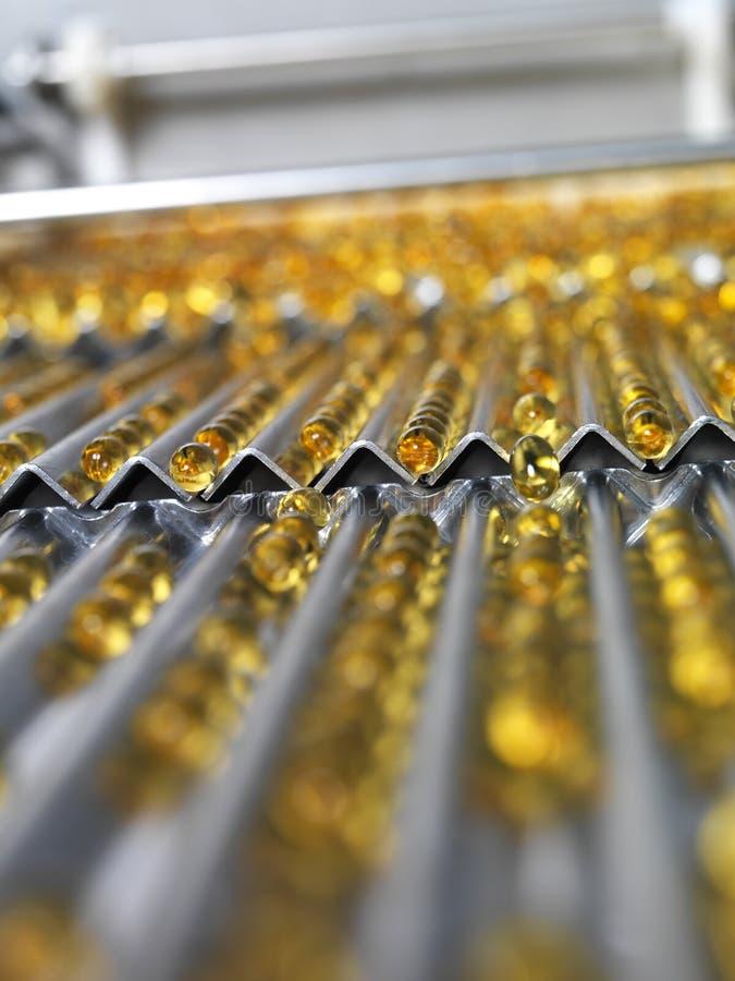 Industria farmacéutica fotografía de archivo libre de regalías