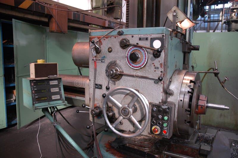 Industria pesante fotografia stock