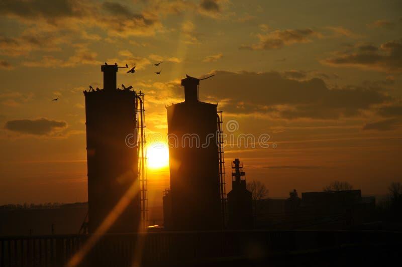 Industrial foto de stock royalty free