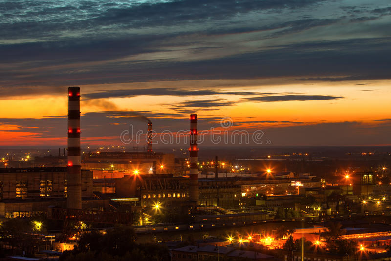 Download Industrial stock image. Image of industry, refinery, atmosphere - 20679781