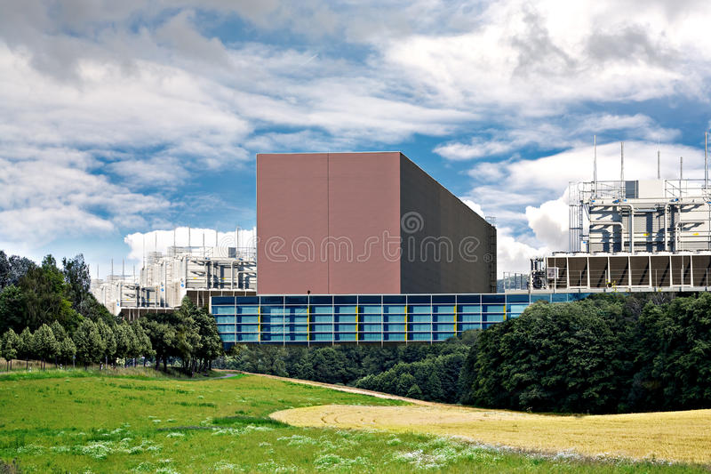 Download Industrial stock photo. Image of outdoors, company, landscape - 25825804
