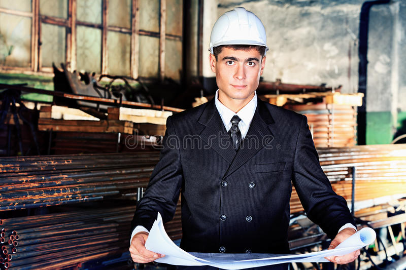 Industrial stock image