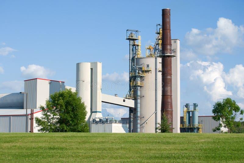 Industrial fotografia de stock
