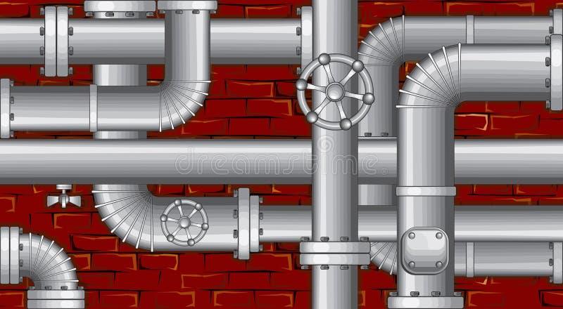 Industrial backdrop stock photos
